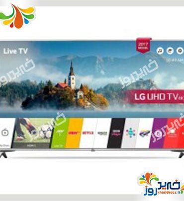 تلویزیون LG-55UJ651