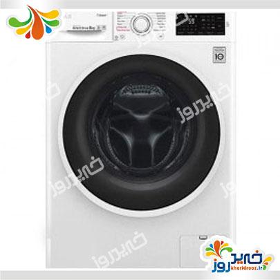 ماشین لباس شویی ال جی مدل WJ6140