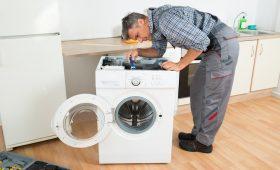 عیب یابی و تعمیر ماشین لباس شویی