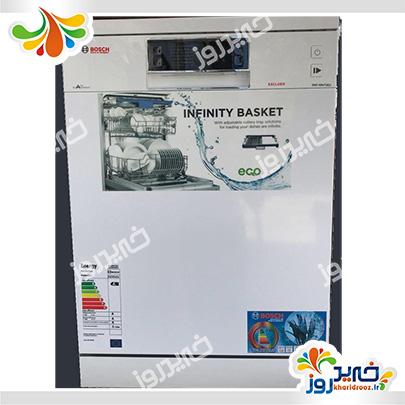 ماشین ظرفشویی بوش مدل SMS 86M72EU