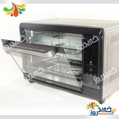 توستر 45 لیتری دیجیتالی مایر 7910