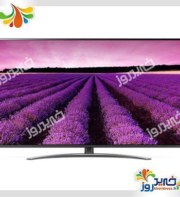 تلویزیون ال جی مدل 55SM8100