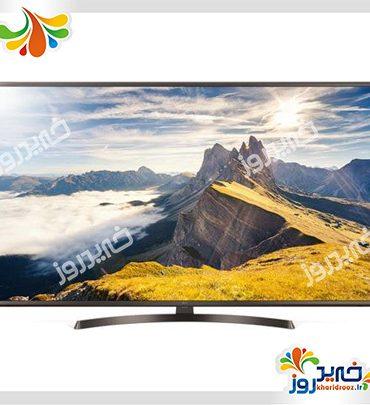 تلویزیون ال جی مدل 55UK6400